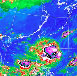 彭啟明:「塔巴」颱風最快這天生成 離台灣超近