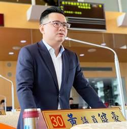 郭台銘不選 黃健豪:他不想讓藍營分裂變歷史罪人