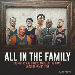 NBA》家族聯姻 柯瑞與瑞弗斯實力強大