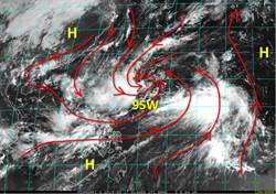 準颱塔巴影響先來!19縣市陸上強風特報