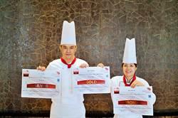 《產業》世界巧克力亞太區競賽,台南遠東飯店奪金