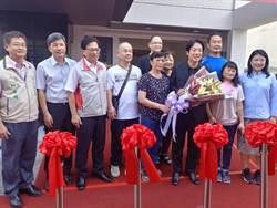 台南幸福大樓0206地震倒塌後原址重建 賴清德低調祝福