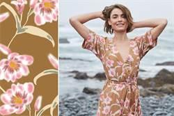 ROXY秋季新品  汲取日本和服高雅設計