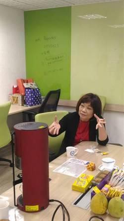 陳美伶:創業天使投資iDrip 帶動台灣咖啡產業