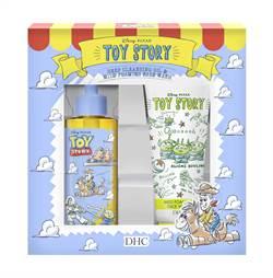 日系美妝DHC攜手玩具總動員 聯名商品卡哇伊