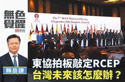 賴岳謙:東協拍板敲定RCEP 台灣未來該怎麼辦?