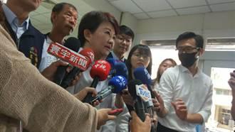 郭台銘棄選 盧秀燕:對國民黨有正面發展