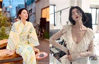 周杰伦新歌MV女主角不只空灵超正 辣露八字奶超性感
