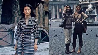 林青霞同框胡因夢舊照出土 網驚:42年就好時尚