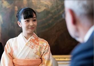 日「最美公主」佳子訪奧 婉約和服亮相
