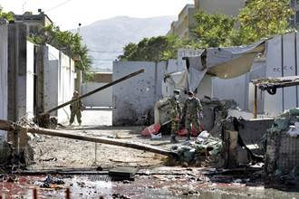 塔利班對阿富汗總統發動自殺攻擊 24死