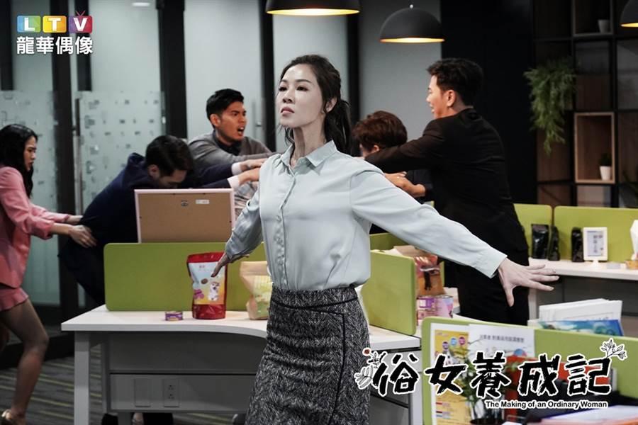 《俗女養成記》9月27日起,每週五晚間8點龍華偶像台播出。(圖/龍華電視提供)
