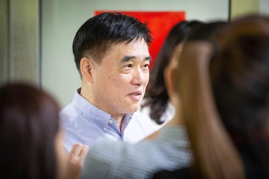 國民黨副主席郝龍斌。(本報係資料照片)