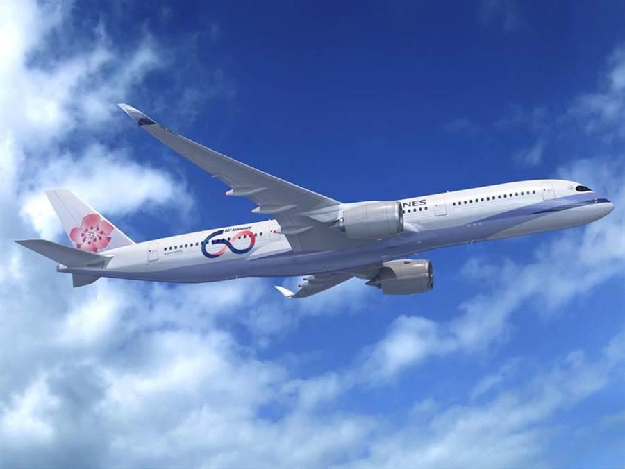 華航為國內唯一連續四年入選DJSI新興市場指數成分股的運輸業者。(圖/華航提供)