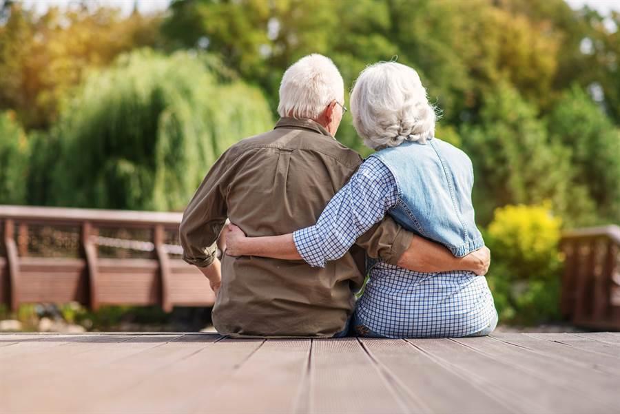 長壽夫妻!兩人199歲沒生過大病(示意圖/達志影像)
