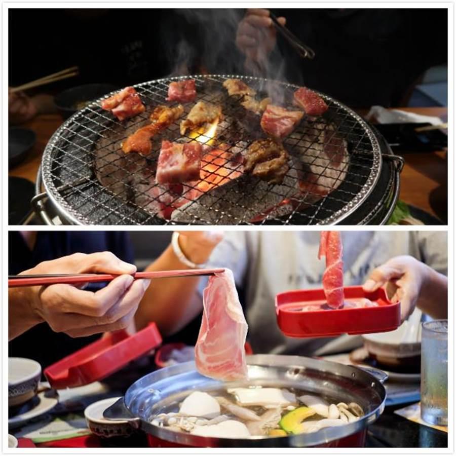 網友認為就算餐廳內有提供火烤兩吃,也不會吃燒烤店的火鍋,難道真的有人會吃嗎?引起網友討論,意外揭露火鍋「新吃法」。(圖/shutterstock)