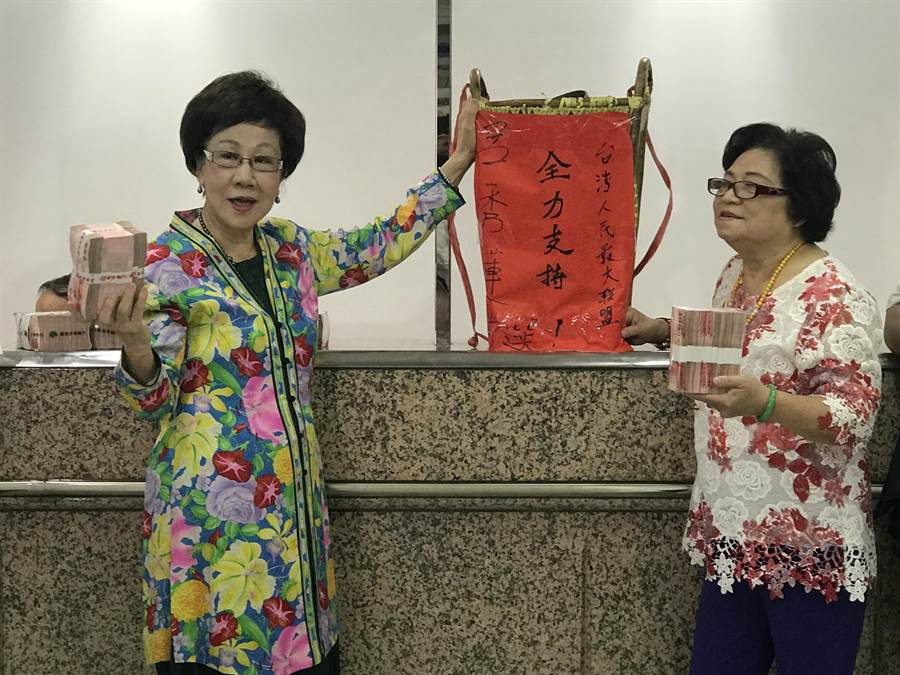 呂秀蓮參選總統  卓榮泰明急「呂卓會」。照片:曾薏蘋攝