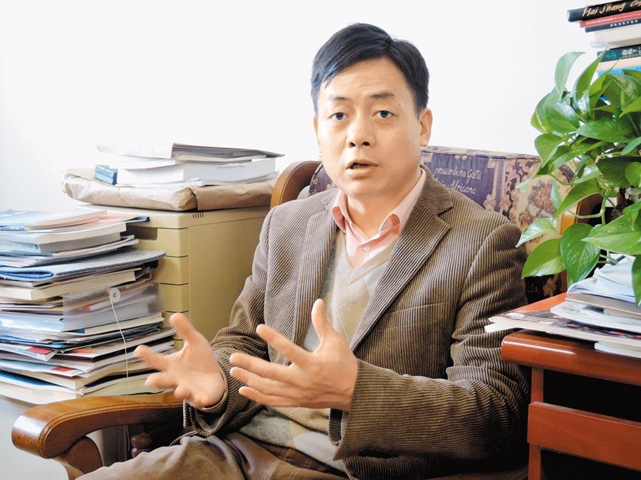 中國人民大學國際事務研究所所長王義桅。(本報資料照片)