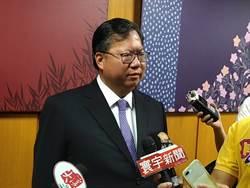 直轄市長出訪 鄭文燦:不該勞駕外交部