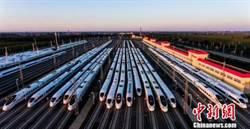 陸「十一」黃金周 哈鐵增開高鐵列車