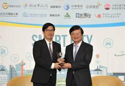 長庚醫療體系主委程文俊 獲頒「智慧城市卓越貢獻獎」
