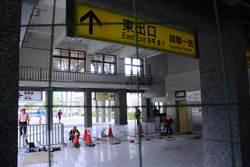 台鐵花蓮站2期明天啟用 出口動線更順暢