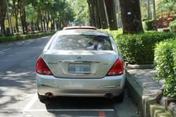 文心森林公園旁停車格太小 議員:需考慮實際需求