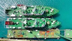 最貴最強大!千噸巡防艦+黑鷹、岸巡 海巡強勢開箱