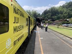 集集鐵道石虎彩繪列車 原來是個美麗的錯誤