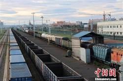 陸滿洲里口岸前8月進出境中歐班列1750列次