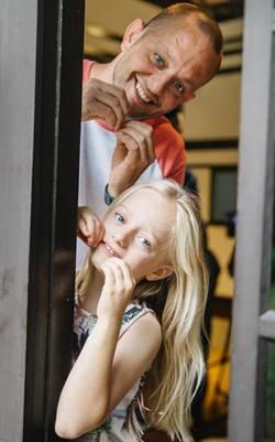 為沈默孩子發「聲」 奧斯卡獎小童星來台
