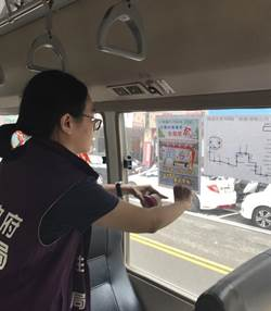 桃園市公車站候車亭禁菸 11月起將可裁罰1萬元