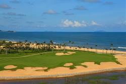 造訪美麗陽江,挑戰國際標準18洞高爾夫球場