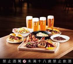 不用飛去德國 在台灣柏克金享受異地啤酒節