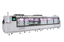 揚發連續式水洗機 獲ISO品質認證