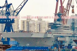 075型兩棲攻擊艦 神速塗漆