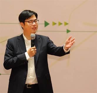 陳其邁:依慣例總統候選人出訪有行政協助