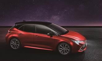 豐田進口五門掀背車Auris上市 升級標配TSS 2.0主動安全系統