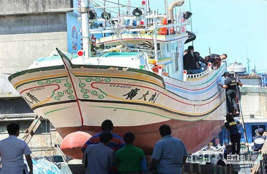 「廣大興28號」漁船遭射擊,18日菲律賓初審判決出爐。(中時資料照片 謝明祚攝)