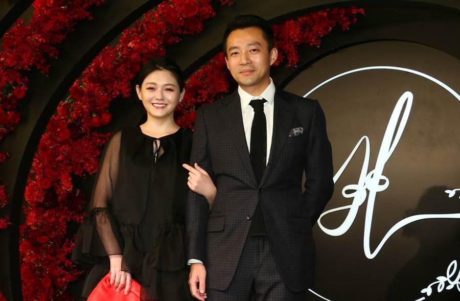 模範夫妻檔大S和汪小菲樂於分享家庭日常。(圖/本報系資料照片)