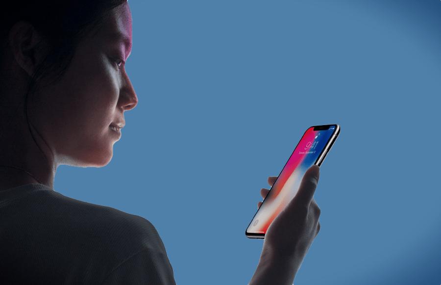 iPhone 11全系列繼承了自iPhone X以來導入的Face ID以及手勢操作方式。(摘自蘋果官網)