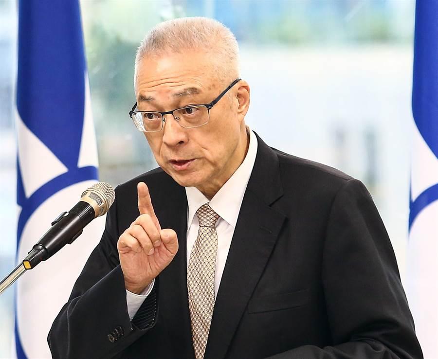 吳敦義、國民黨臉書聲援韓市府查「大港開唱」