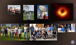 事件視界望遠鏡團隊獲物理突破獎 中研院天文所位居要員