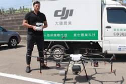 不畏強風!無人機術科測驗全國第1人合格