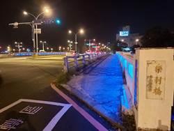 台南運河11座橋梁光雕20日起夜夜綻放