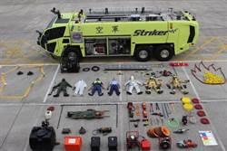 空軍消防裝備配件包 開箱第一波