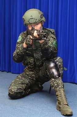 國軍迷彩服換裝「三輸」監院糾正 國防部尊重