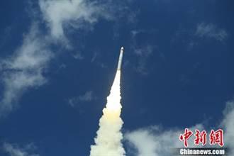 陸成功發射「珠海一號」03組衛星