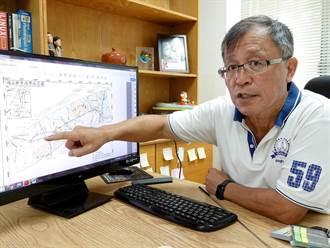 地震學者分析土壤液化 梅山斷層已往西延伸