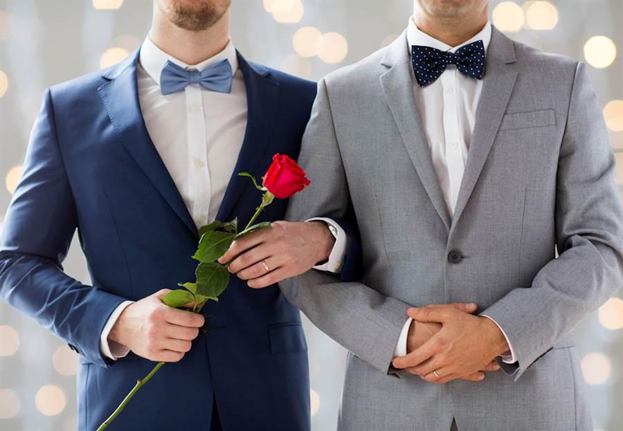 同性婚被出軌能不能索賠?( Shutterstock)
